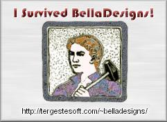 I survived Bella's Designs