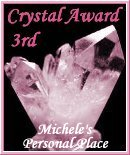 Crystal 3rd  Award